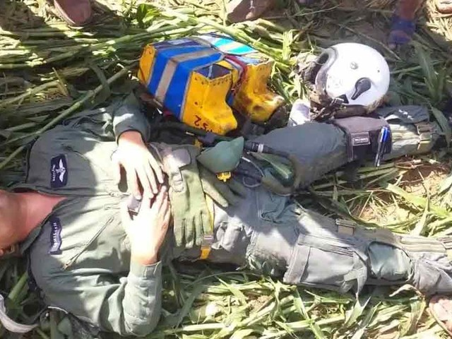 IAF aircraft Mirage 2000 crashes in Madhya Pradesh, pilot ejected safely
