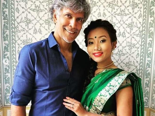 मिलिंद सोमन और अंकिता कोंवर ने मनाई तीसरी शादी की सालगिरह, खूबसूरत पल शेयर कर दीं शुभकामनाएं