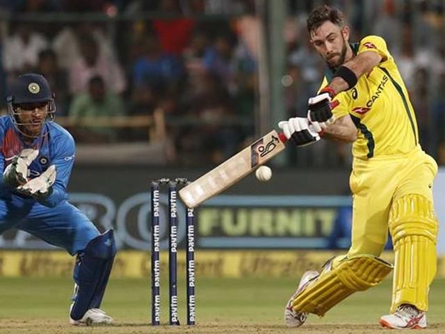 IND VS AUS 2ND T20 : मैक्सवेल की धमाकेदार पारी ने ऑस्ट्रेलिया को फंसे हुए मैच में दिलाई जीत