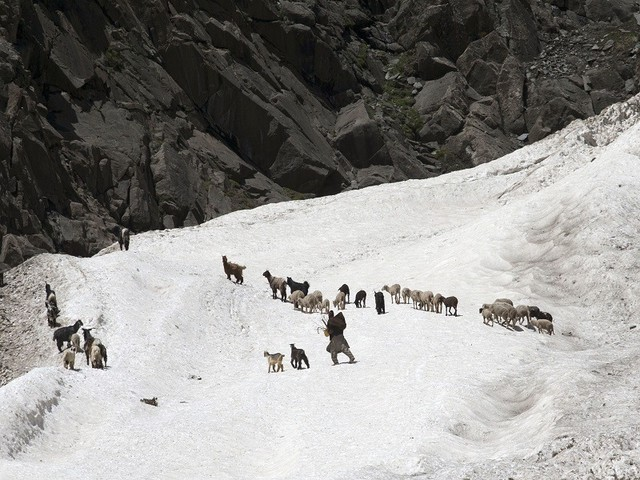 Asia's glaciers face massive melt from global warming