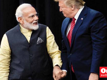 Election Trumpet From Sabarmati: Trump Visit Vital For India To Expand Its Geo-Strategic Space
