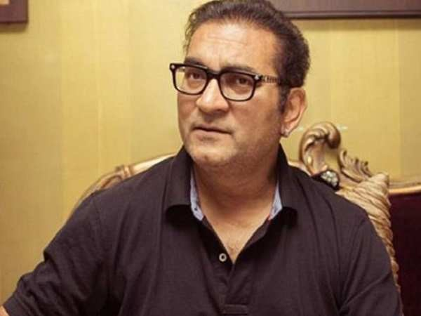 Abhijeet Bhattacharya in legal soup yet again!
