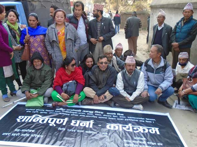 Conflict victims, activists write to Swiss envoy