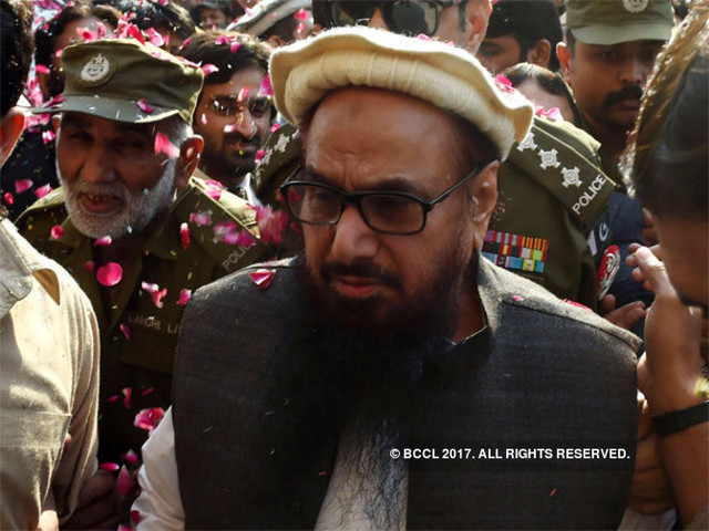 Saeed's release an attempt by Pak to 'mainstream' UN- proscribed terrorists: India