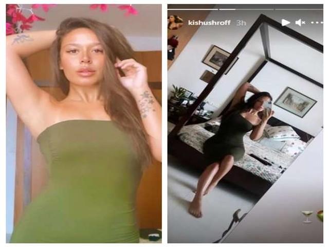 Krishna Shroff ने सोशल मीडिया पर शेयर की तस्वीरें, दिखा ग्लैमरस लुक