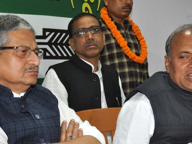 Lalan Singh replaces R C P Singh as JD (U) president
