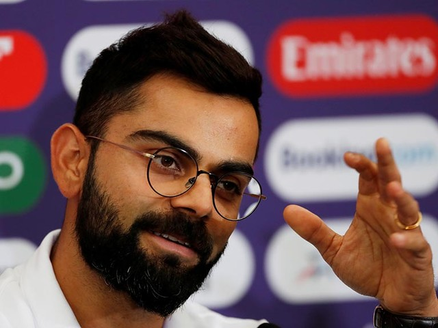 Defeat to New Zealand not end of the world, says Kohli
