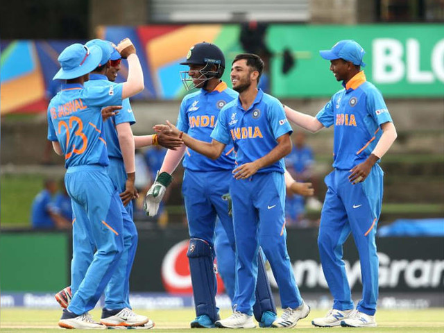U-19 World Cup: India beat Japan by 10 wickets