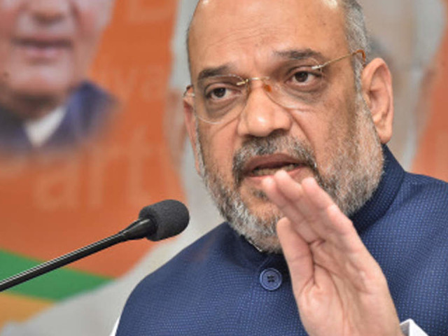 Bangladeshi migrants are 'termites', will be removed from voters' list: Shah