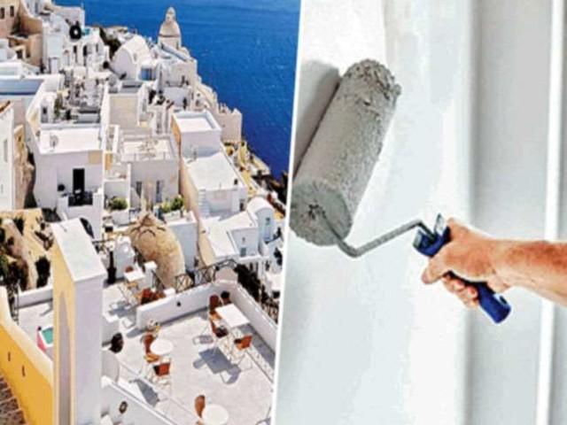 घर का तापमान पांच डिग्री तक कम कर देगा बेरियम सल्फेट से बना खास पेंट