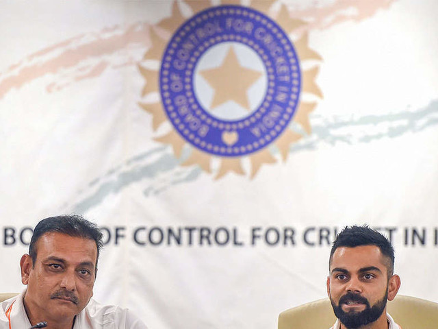 Ravi Shastri a 'yes man'? No way, insists Virat Kohli