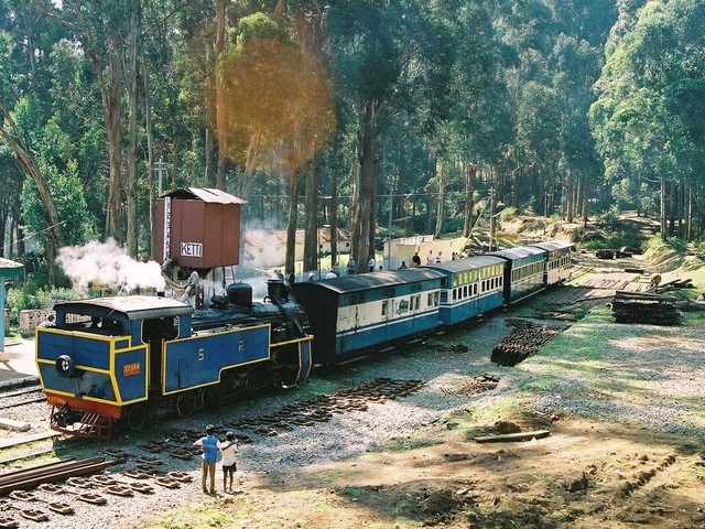Top 5 Rail-Routes to Explore