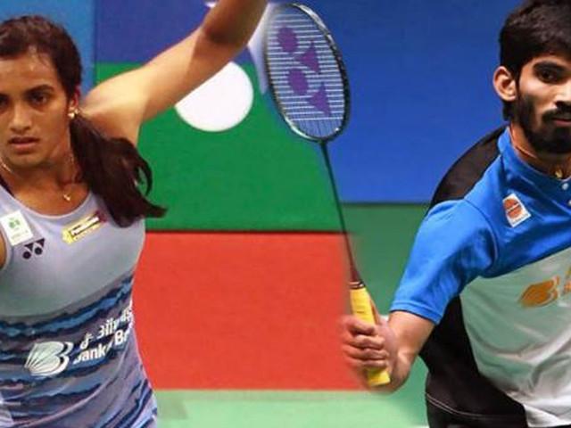 सिंधू, श्रीकांत चाइना ओपन के क्वार्टर फाइनल में
