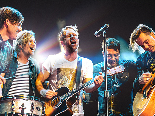 Switchfoot Are Headlining NH7 Weekender Meghalaya