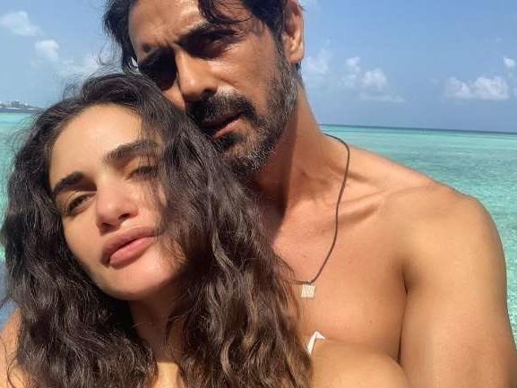 Arjun Rampal तीसरी बार बने पिता, गर्लफ्रेंड Gabriella Demetriades ने बेटे को दिया जन्म