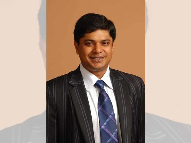 Telangana: Amit Sanghi elected NRAI vice-president