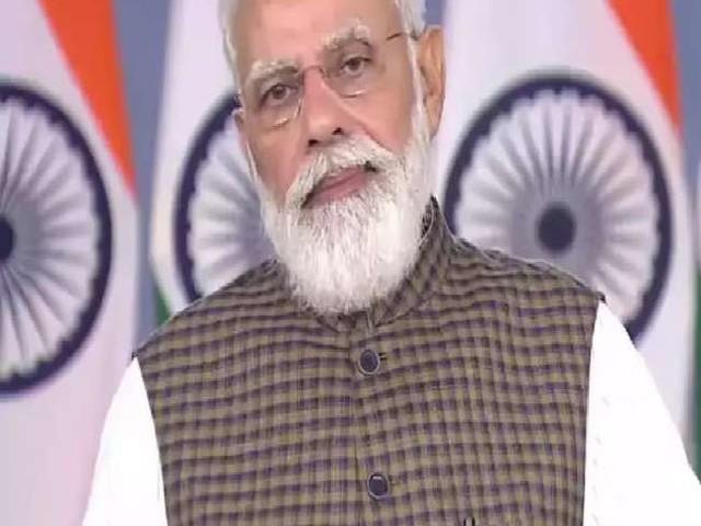 प्रधानमंत्री नरेंद्र मोदी ने अपने ट्विटर अकाउंट की बदली फोटो, 100 करोड़ वैक्सीनेशन पर देश को दी बधाई