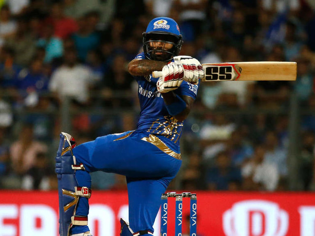 IPL 2019: In star-studded MI, it's Surya who shines
