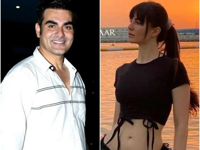 अरबाज खान की गर्लफ्रेंड जॉर्जिया एंड्रियानी ने बीच समंदर कराया बोल्ड फोटोशूट, तस्वीरें देख उड़ जाएंगे होश