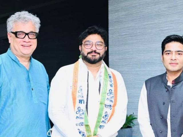 മുന് ബിജെപി എംപി ബാബുല് സുപ്രിയോ തൃണമൂല് കോണ്ഗ്രസില് ചേർന്നു