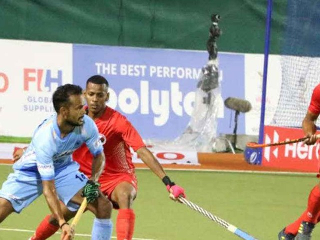 Asian Champions Trophy: India rout hosts Oman 11-0