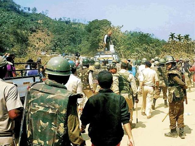 असम और मिजोरम सीमा विवाद ब्रिटिश शासन से चला आ रहा, जानिए- अब तक की पूरी दास्तां
