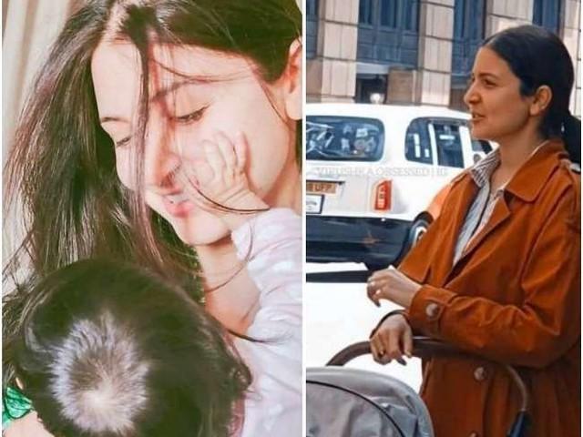 बेटी वामिका के साथ लंदन की सड़कों पर घूमने निकली अनुष्का शर्मा, यहां देखें वायरल PHOTOS
