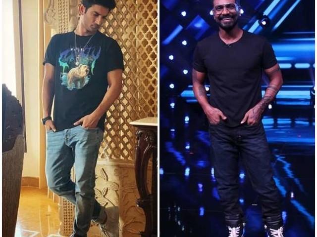 रेमो डीसूजा के साथ डांस फिल्म करना चाहते थे सुशांत सिंह राजपूत, 'छिछोरे' के प्रमोशन के दौरान जताई थी इच्छा