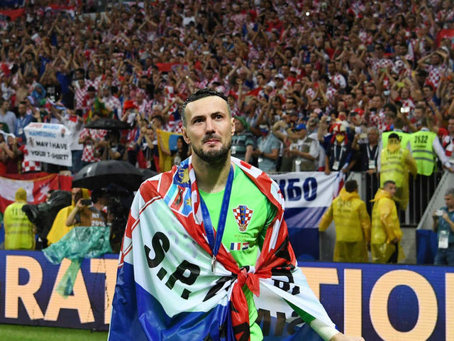 Goalkeeper Subasic retires from Croatia's national team