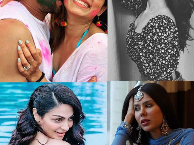 Top 10 pictures of Punjabi stars