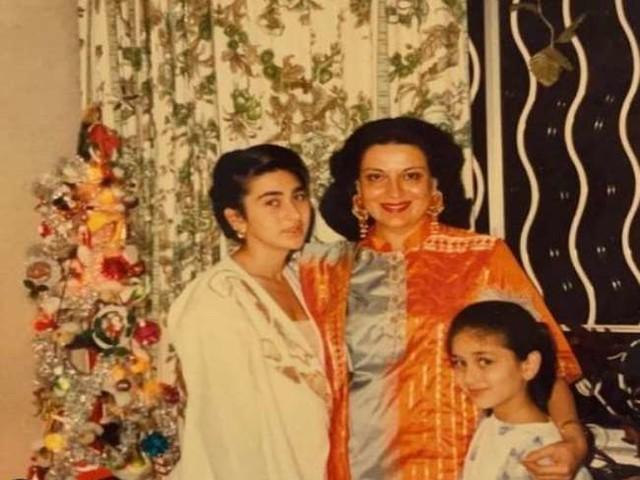Kareena Kapoor Khan ने शेयर किया क्रिसमस सेलिब्रेशन का थ्रोबैक फोटो