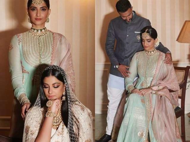 Rhea Kapoor की शादी की तस्वीरों में आखिर सोनम कपूर की इस एक तस्वीर ने क्यों खींचा सबका ध्यान, खुद ही देखें फोटोज