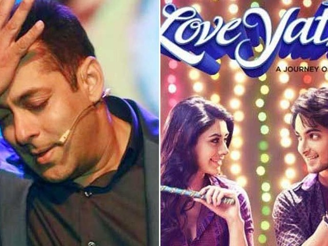 Loveyatri Controversy: FIR lodged against Salman Khan