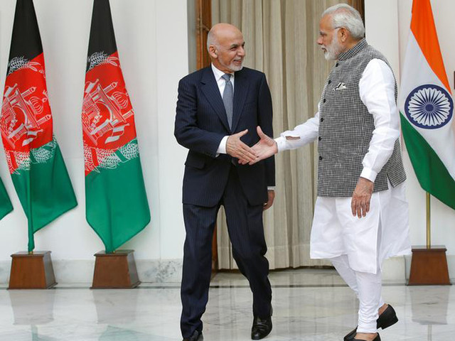 'India most reliable regional partner of Afghanistan'
