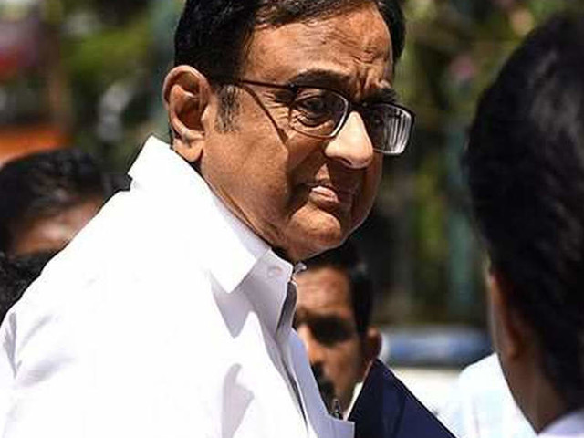 INX Media money laundering case: Chidambaram submits bail bond, sureties before Delhi court