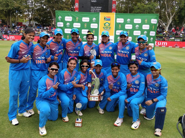 5th T20I: India women beat SA women, clinch series 3-1