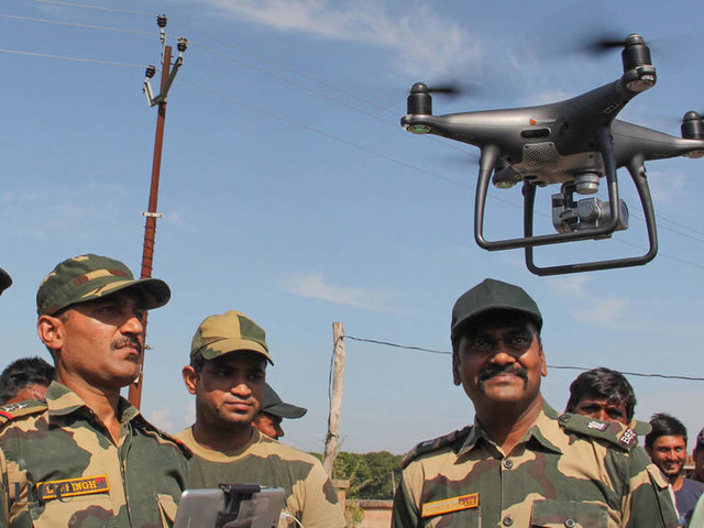 View: India needs to expand its drone strategy