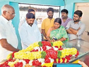 Veteran Communist leader Dr AP Vittal dies
