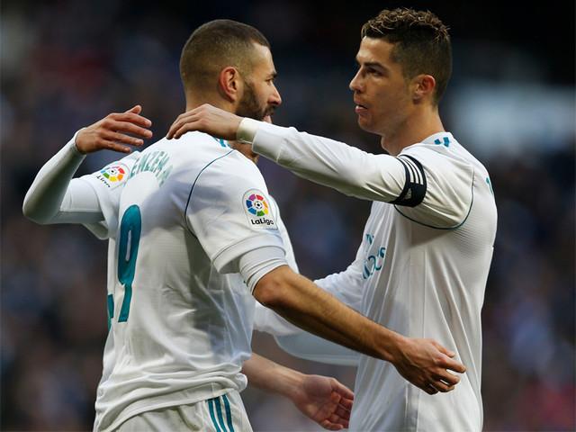 Ronaldo strikes twice as Real thump Alaves