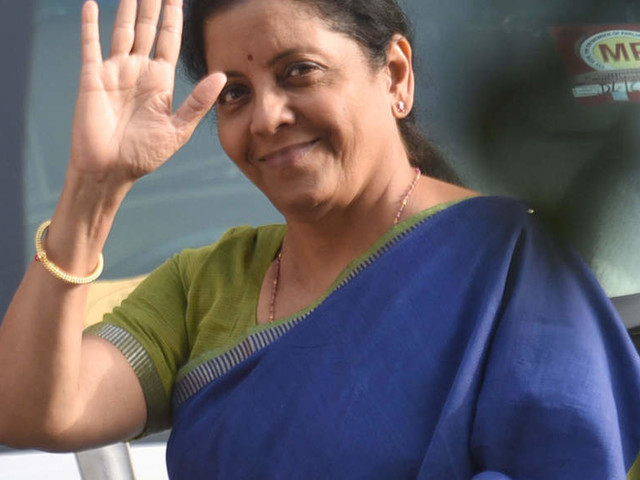 India's GDP expansion much higher than global growth: FM Nirmala Sitharaman