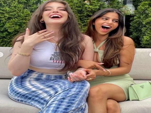 Suhana Khan ने जन्मदिन पर चार बार की पार्टी, देखें लीक हुईं तस्वीरें