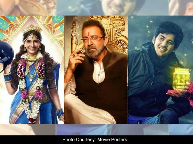 Slow Day 2 for Sonam, Sanjay at box office