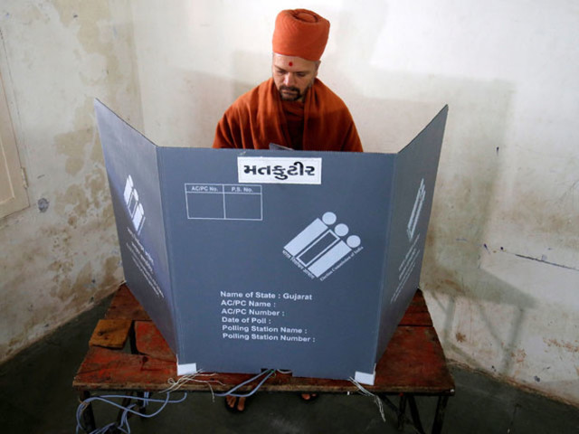 Nearly 50% ballotting as voting picks up in Gujarat second phase