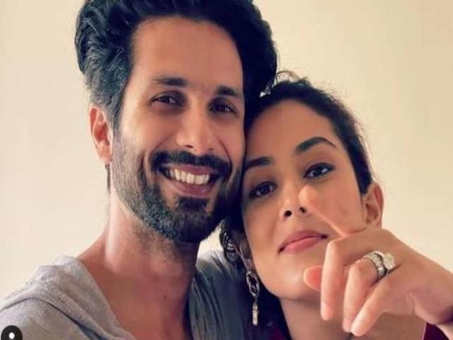 Mira Rajput Kapoor ने पति शाहिद कपूर के साथ शेयर की अनदेखी तस्वीर, कहा 'बहुत याद करती हूं'