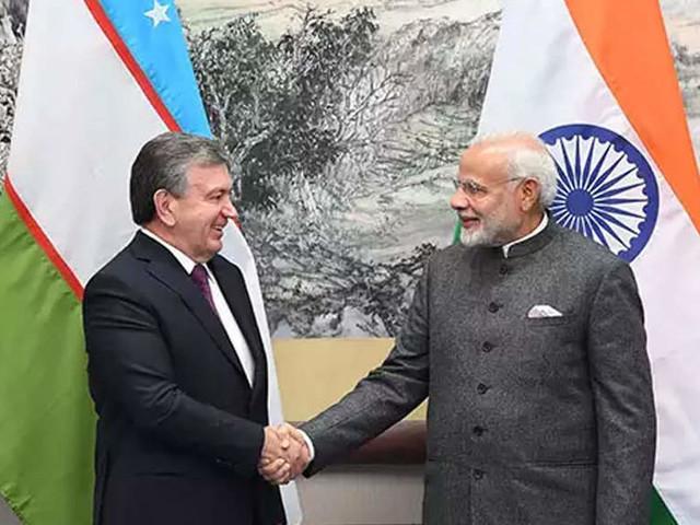 Uzbekistan eyes to emerge as India's gateway to Central Asia