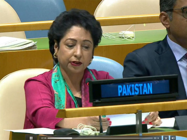 Mother of Terrorism, world's largest hypocrisy: Here's what Pakistan's envoy said about India at UN