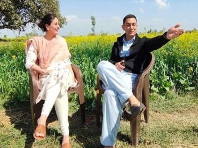 लाल सिंह चड्ढा के सेट पर वापस लौटीं करीना कपूर खान, प्रेग्नेंसी के कारण अधूरी छोड़ी थी फिल्म की शूटिंग