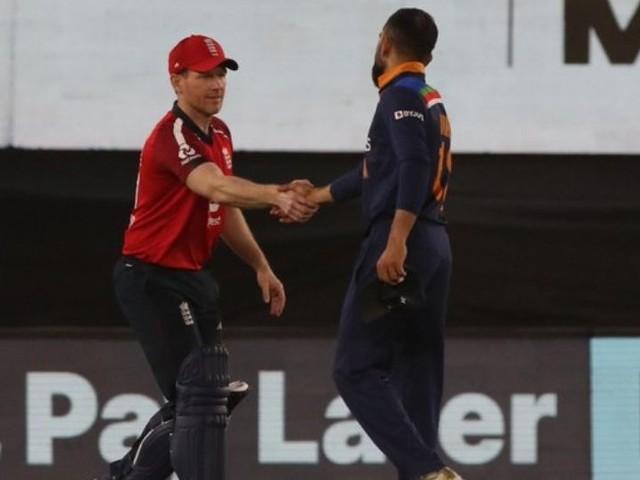 IND vs ENG 4th T20I Live : इंग्लंडला धक्क्यावर धक्का, पण...