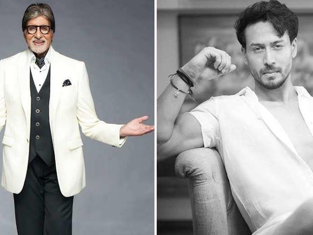 Amitabh Bachchan to play Tiger Shroffâs father?