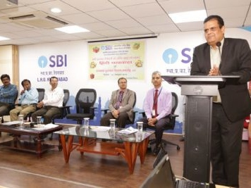 Hyderabad: SBI LHO observes Rajbasha fortnight